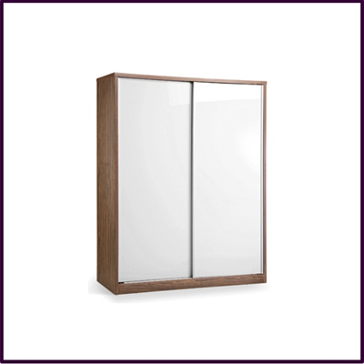 Milan 2 Door Sliding Wardrobe