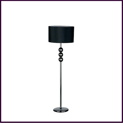 Ball Floor Lamp Gunmetal