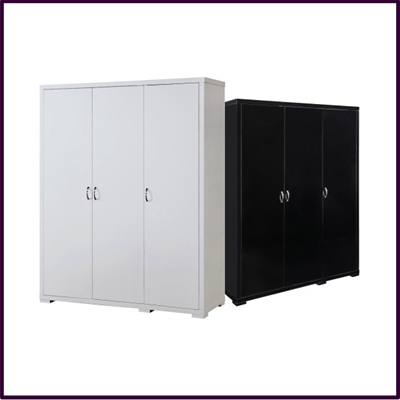 Luna 3 Door Wardrobe
