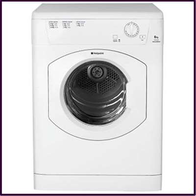 HOTPOINT TVM560P Tumble Dryer - £259
