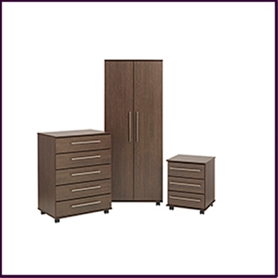New York Bedroom Collection - Wenge