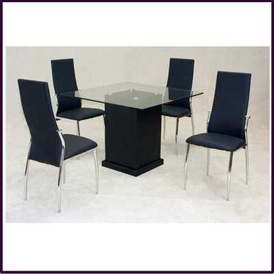 Odessa 4 Seater Dining Set
