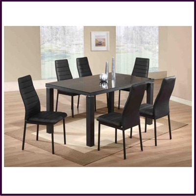 Opus 6 Seater Dining Set