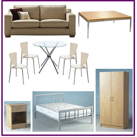 Roma Landlord furniture Package
