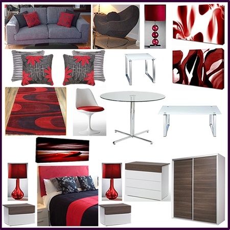 Enzo Silver range furniture pack