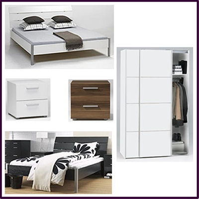Urban bedroom furniture package