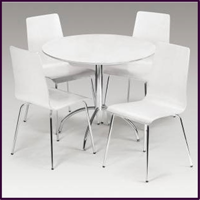 Mandy 4 Seater Dining Set