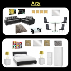 arty furniture package