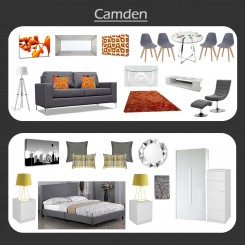 camden furniture package