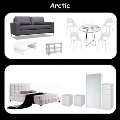 ocean silver range furniture pack