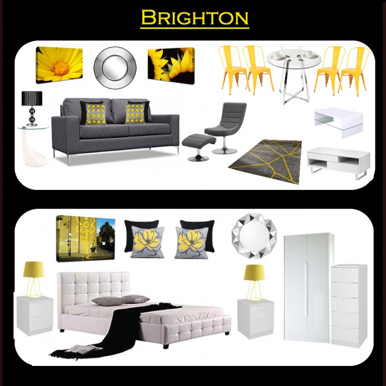 Brighton furniture package